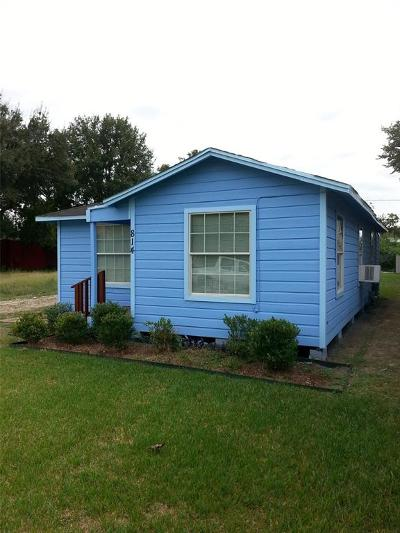 Houston Single Family Home For Sale: 814 W 17th Street