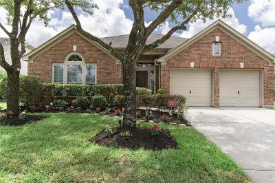 Humble Single Family Home For Sale: 9422 Mustang Park Court
