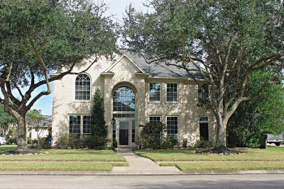Friendswood Single Family Home For Sale: 405 Meadow Trail Lane