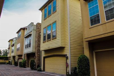 Condo/Townhouse For Sale: 3406 Cline Street