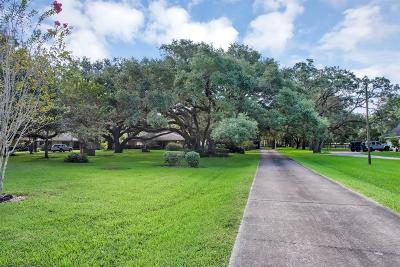 Manvel Single Family Home For Sale: 9515a Twin Oaks Drive