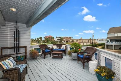 Galveston Condo/Townhouse For Sale: 8111 Broadway Street #6