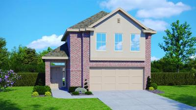 Houston Single Family Home For Sale: 1405 Lake City Lane