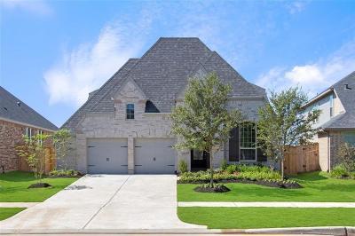 Fulshear Single Family Home For Sale: 3822 Lake Falls Drive