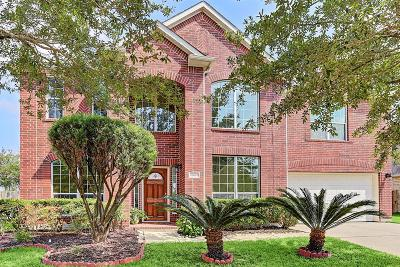 Pearland Single Family Home For Sale: 13805 Rose Bay Court