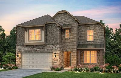 Katy Single Family Home For Sale: 6139 Rosehill Harvest Loop