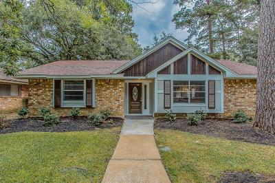 Spring Single Family Home For Sale: 25410 Fairbrook Lane