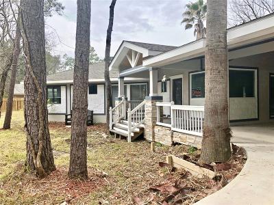 Conroe Single Family Home For Sale: 10308 Twin Oak Drive