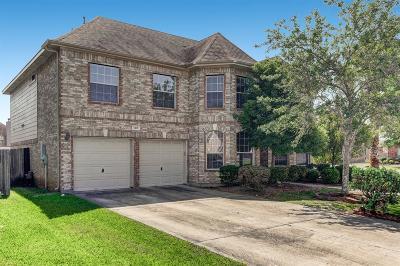 Seabrook Single Family Home For Sale: 3401 Ocean Ridge Circle