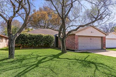 Katy Single Family Home For Sale: 20907 Union Park Drive