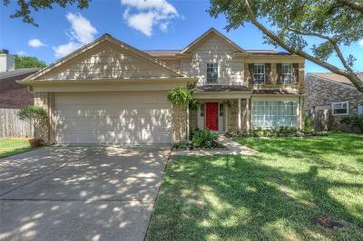 Pearland Single Family Home For Sale: 3909 Spring Circle Drive W