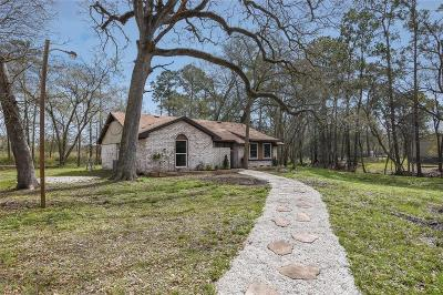 Channelview Single Family Home For Sale: 16240 Pine Street