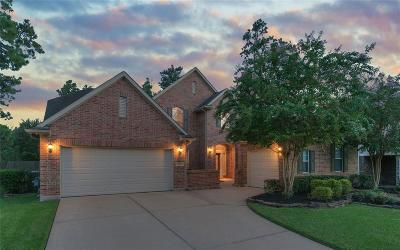 The Woodlands TX Single Family Home For Sale: $469,000