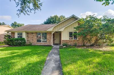 Houston Single Family Home For Sale: 5846 Braesheather Drive