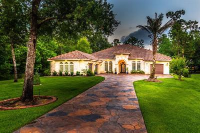 Spring Single Family Home For Sale: 5422 Harvest Oak Landing Drive