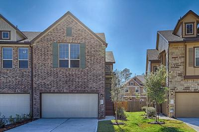 Humble Condo/Townhouse For Sale: 18507 Triana Bend Lane