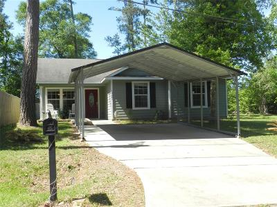 Conroe Single Family Home For Sale: 10261 Royal Ramsey Drive