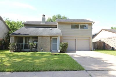 Missouri City Single Family Home For Sale: 8626 Quail View Drive