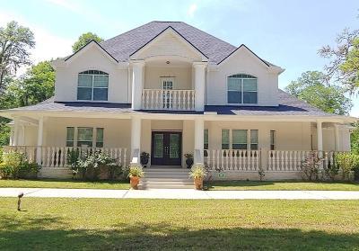 Rosenberg Single Family Home For Sale: 1021 Baker Road