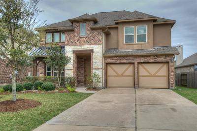 League City Single Family Home For Sale: 6166 Bridgewater Lane