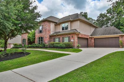 Conroe TX Single Family Home For Sale: $475,000