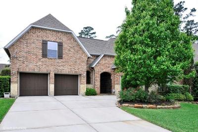 The Woodlands Single Family Home For Sale: 11 Violetta Court