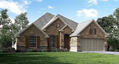 Rosenberg Single Family Home For Sale: 2010 Scenic Hollow Lane