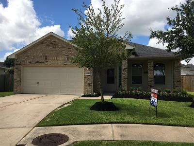 Cypress Single Family Home For Sale: 16915 Green Star Lane