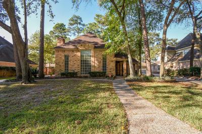 Houston Single Family Home For Sale: 6914 Mossridge Drive