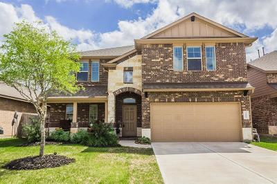 Katy Single Family Home For Sale: 23807 Scotsman Drive