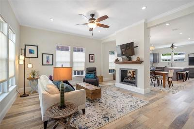 Houston Single Family Home For Sale: 106 Alma Street