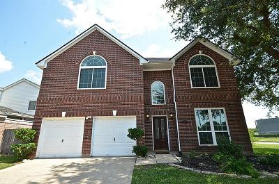 Missouri City Single Family Home For Sale: 2967 Lakeview Drive
