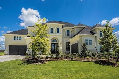 Katy Single Family Home For Sale: 2015 Legends Way