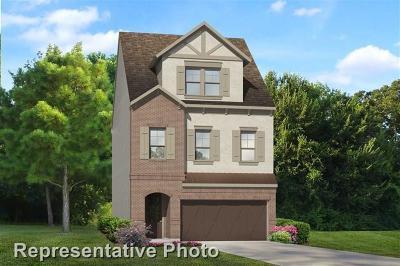 Houston Single Family Home For Sale: 1706 Basil Branch