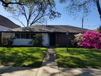 Bellaire Single Family Home For Sale: 5011 Mimosa Drive