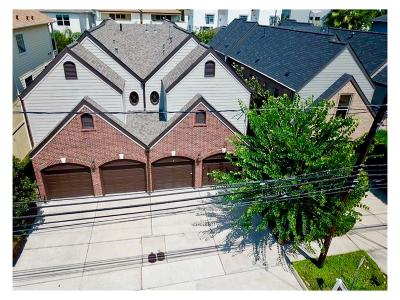 Rice Military Condo/Townhouse For Sale: 5304 Feagan Street