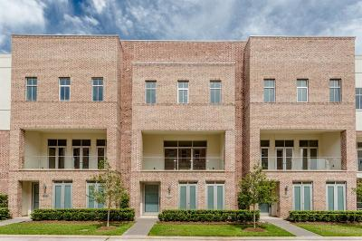 Sugar Land Condo/Townhouse For Sale: 1434 Lake Pointe Parkway