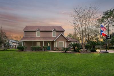 Rosenberg Single Family Home For Sale: 2403 Pecan Wood Lane