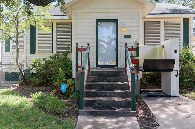 Galveston Single Family Home For Sale: 4411 Avenue Q 1/2