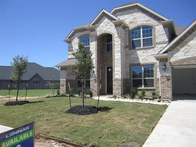 Cane Island Single Family Home For Sale: 1707 Tonkawa Trail