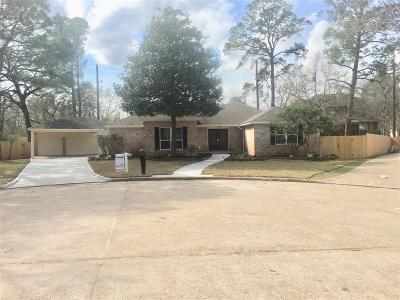 Cypress Single Family Home For Sale: 12830 Raven Tree Drive