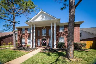 Missouri City Single Family Home For Sale: 2826 Plantation Wood Lane