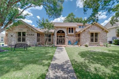 Houston Single Family Home For Sale: 7926 Duffield Lane