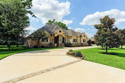 Cypress TX Single Family Home For Sale: $550,000