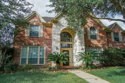 Katy Single Family Home For Sale: 24326 Falcon Point Drive
