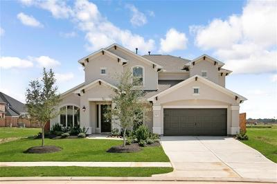 Katy TX Single Family Home For Sale: $518,191