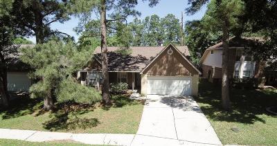 Spring Single Family Home For Sale: 9318 Jan Glen Lane
