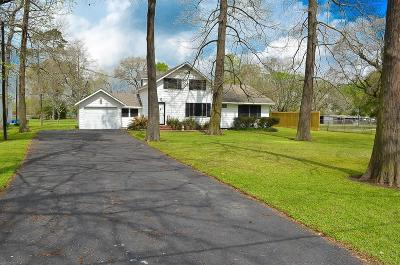 Channelview Single Family Home For Sale: 16829 Avenue B
