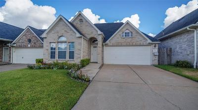 Tomball Single Family Home For Sale: 15915 Pleasant Green Circle