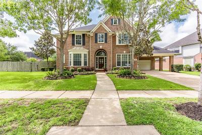 Houston Single Family Home For Sale: 4318 Pine Blossom Trail